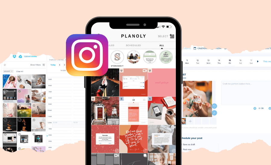 Visual Instagram Planner: Meet Your Followers' Expectations with the Best Planning